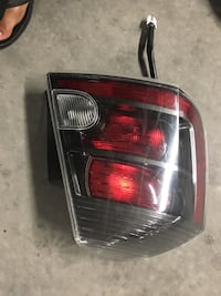 2010 Nissan Sentra taillight  New Westminster