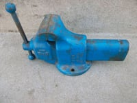 """Hollands 3"""" Bench Vise Made In USA Hollands Vice  Bell Gardens, 90201"""