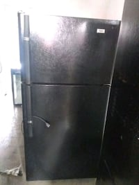 Haire top and bottom fridge black San Bernardino, 92411