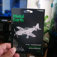 Metal Earth models no glue required Toronto, M4A 2W1