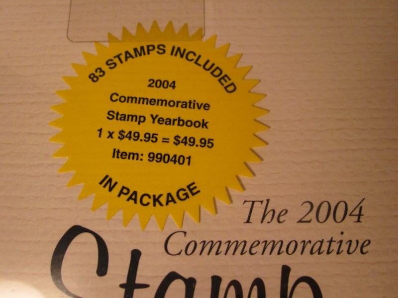 USPS Collectible Unsealed Stamp Package 2