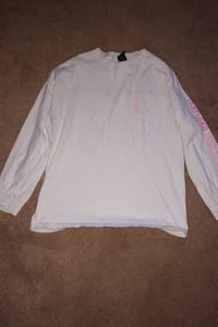 White traplord long sleeve