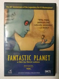 Fantastic Planet dvd