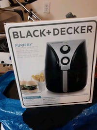 Black and decker air fryer Las Vegas, 89139