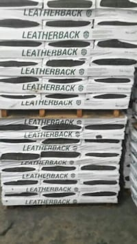 Roofing material shingles leatherback Los Angeles