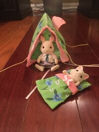 Calico Critters camping tent Columbia, 21046