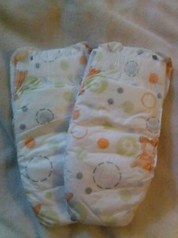 PC diapers size 6