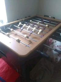 Fussball table pickup only