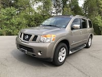Nissan Armada 2008 Sterling