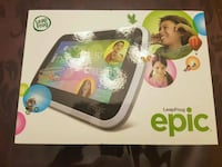 Leapfrog Epic - Opened But Never Used!  Vaughan
