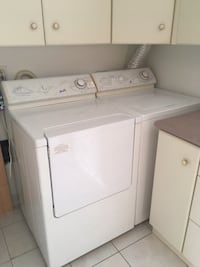 white washer and dryer set Richmond Hill, L4C