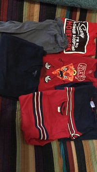 AFFORDABLE KIDS CLOTHING 10/12 boys lot Trenton, 08618