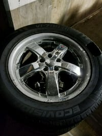 "18"" rims West Falls Church, 22042"