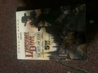 Lonesome Dove outlaw years 5 DVD set 478 mi