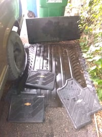 Mats for Chevy Avalanche 1369 mi