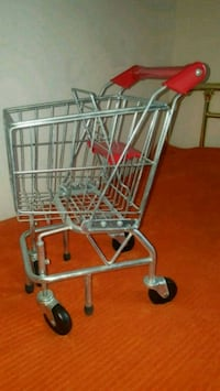 Mellissa &Doug Grocery shopping Cart Toy with Sturdy Metal Frame Alexandria, 22304