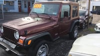 Jeep - Wrangler - 2001 Columbia, 17512