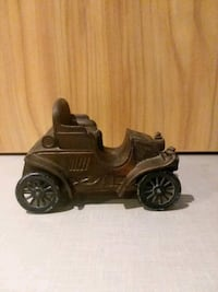 Vintage 1902 Rambler Coin Bank