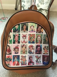 Frida Kahlo Backpack Arlington, 22202