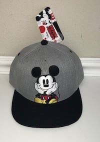 New Disney Mickey Adjustable Cap Size Teen To Adult just $7 Port Saint Lucie, 34953