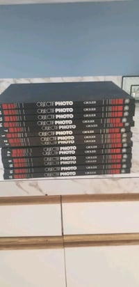 Serie complet objectif photo