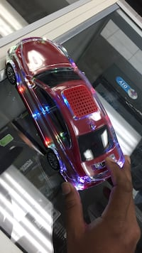 Brand new Car Bluetooth speaker with lights Markham