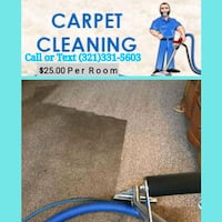 Carpet cleaning  Casselberry