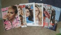 March to October new glamour Magazine's Palmdale, 93550