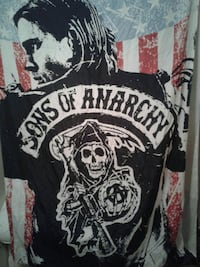 Sons of Anarchy textile