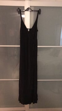 Black Maxi Maternity Dress, never worn Dumfries, 22025
