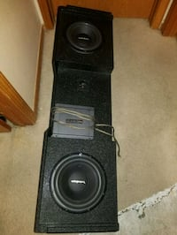subs and amp Kennewick, 99336