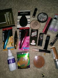 New make up never used