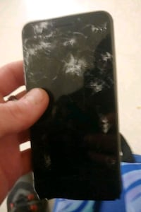 Cracked lg k9 used works great part phone obo want gone fast