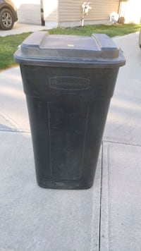 black and gray plastic container Edmonton, T5J 1A7