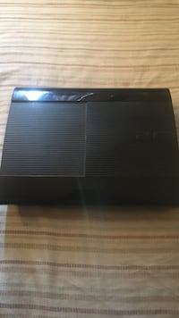 Ps3 super slim version w/controller, charger and all plugs Moreno Valley, 92557