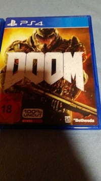 Sony PS4 Doom Fall Erkelenz, 41812