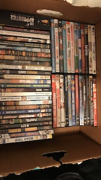 50 DVD for $60