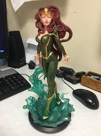 DC Cover Girls: Mera Statue by Joelle Jones DC Comics Collectibles
