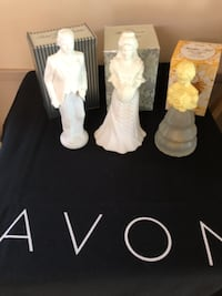 WEDDING AVON COLLECTABLES  Lake Country