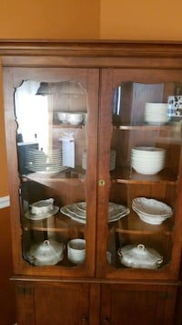 Antique Fine China,  cabinet NOT included  Gainesville, 20155