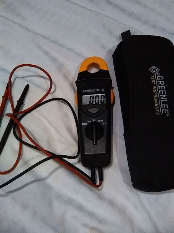 Greenlee Electricity Test Instrument Brand New 55$