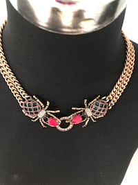 Showstopper statement necklace Keswick, L4P 3P2