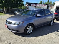 2010 Kia Forte EX/Automatic/Accident Free/Bluetooth/Heated Seats Scarborough, ON M1J 3H5, Canada