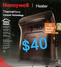 New Honeywell Thermawave Heater calentador  San Juan, 78589