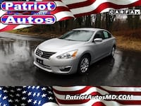 Nissan Altima 2015 Baltimore