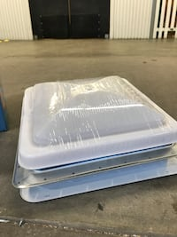 RV or mobile home/trailer  universal roof vent box Burnaby