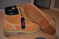 Levi's Fremont Wheat Boots Size 11 Brand new! Vienna, 22181