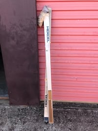 Hexcel Graphite Gold Skis - New In Plastic