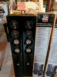 Home theater speakers Vaughan, L6A 3V6