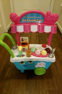 Scoop and learn ice cream cart by Leap Frog Ashburn, 20147